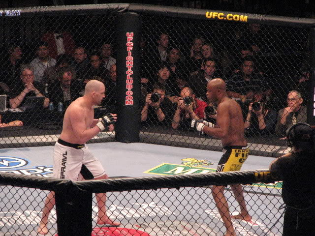 Importance of Flexibility for Mixed martial arts training