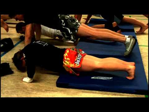 Improve Your Personality with Muay Thai Training