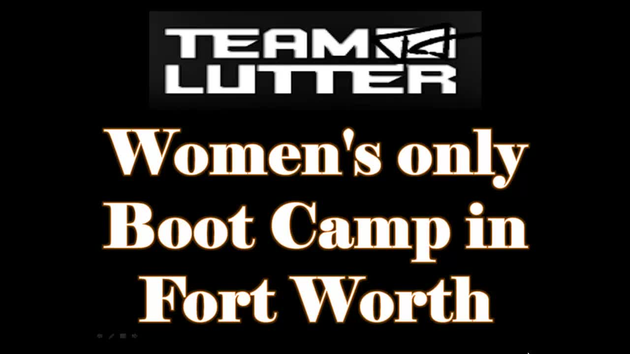 Womens only Boot Camp in Fort Worth