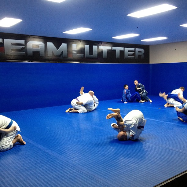 Why Troy Dorsey trains Brazilian Jiu-Jitsu in Forth Worth
