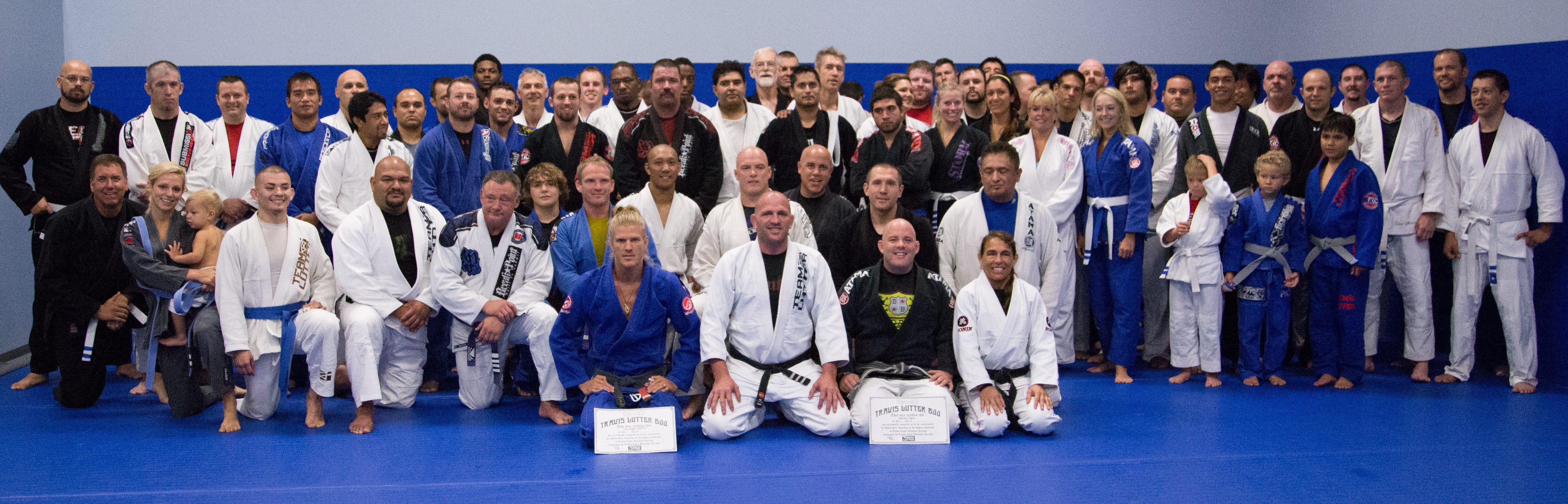 Spreading Jiu-Jitsu around the World